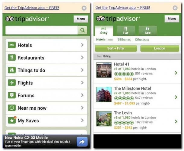 Diese App führt Sie zu den ersten Highlights am Urlaubsort – und das weltweit.