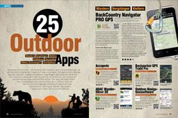 Outdoor Apps (2/7 Seiten)