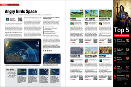 Einzeltests Spiele (2/6 Seiten)