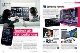 Android als Fernbedienung (2/4 Seiten)