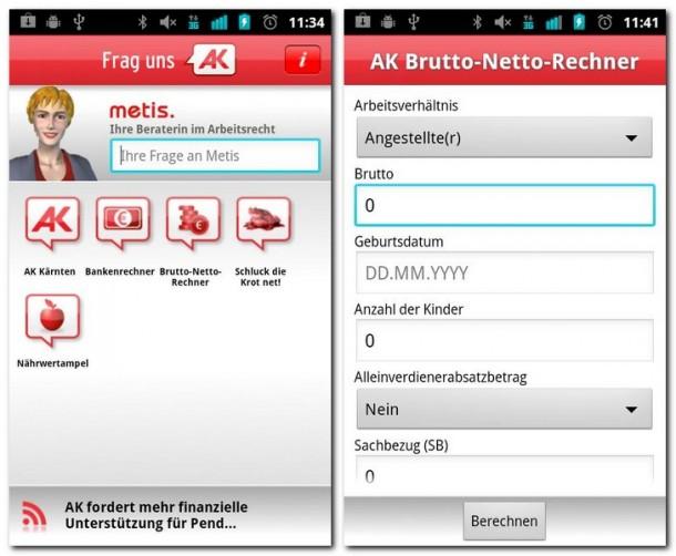 Nützliche Tipps für Österreich und darüberhinaus (Bild links).