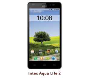 intex aqua life 2 price in bangladesh