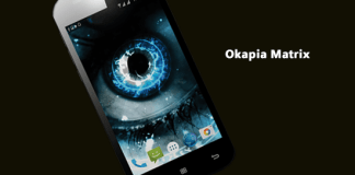 Okapia matrix