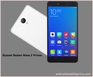 Xiaomi redmi note 2 prime price in bangladesh