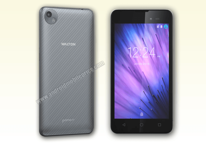 Bd Bad walton primo f7 mini specifications price in bd android