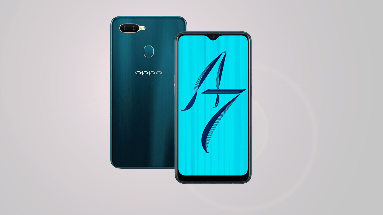 Top Five Y95 Oppo A7 - Circus