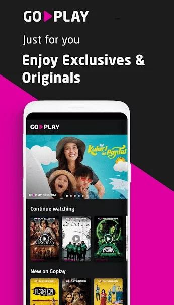 Go-Play by Gojek Aplikasi Layanan Steaming Video Sudah Dapat Diunduh di Google Play