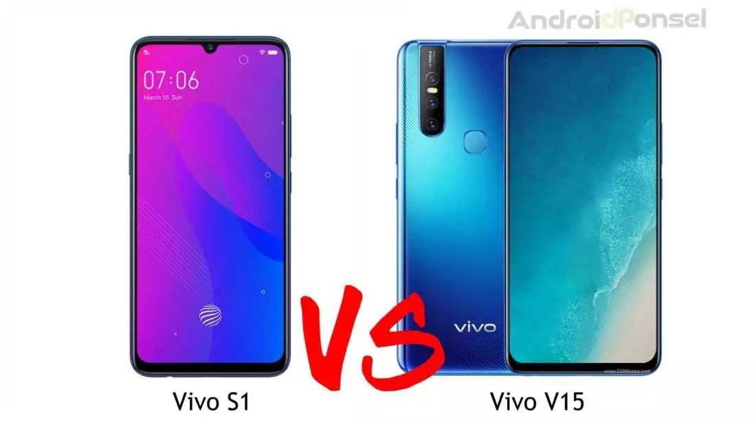 Perbandingan Spesifikasi Vivo S1 VS Vivo V15, Bedanya 500Ribuan!