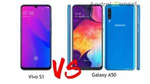 Vivo S1 VS Samsung Galaxy A50