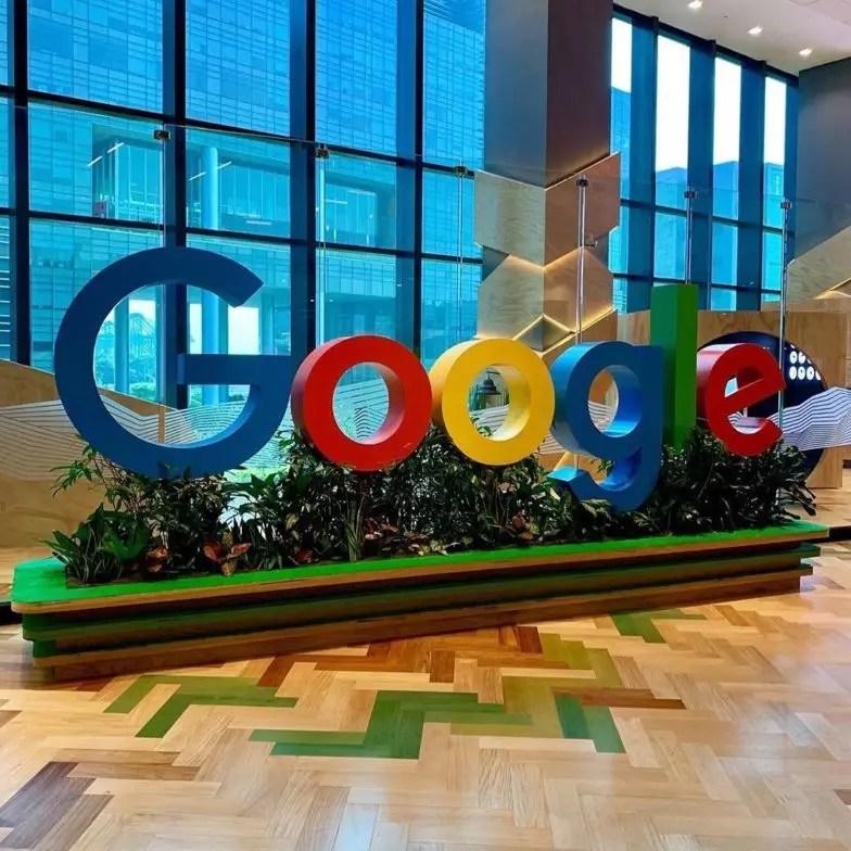 Kantor Google Alphabet