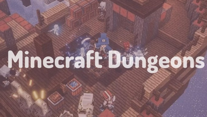 download Minecraft Dungeons Android