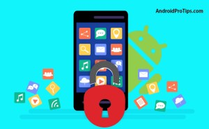 Android mobile Lock