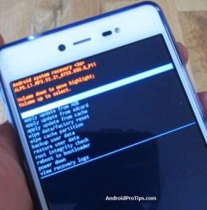 Blu Phone Hard Reset Via Recovery Mode