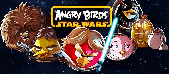 Angry Birds- starwars