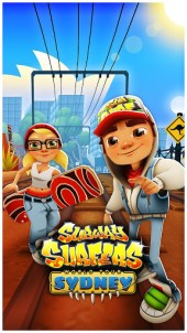Subway Surfers Down Under Sydney - Subway Surfers World Tour continues Down Under: Surf in Syndey