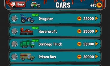 Zombie Road Trip - New cars 2