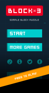 Block Block Block 1 - Noodlecake Games' new puzzler, Block Block Block hits the Play Store today
