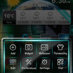 Next Launcher 3D Preferences - Androidpure