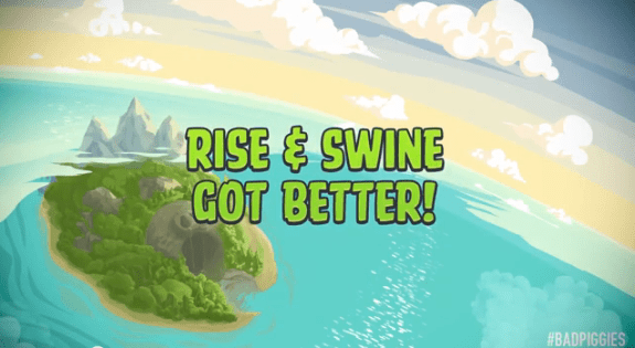 Bad Piggies Rise and Swine e1374488480842 - Bad Piggies update brings a Grappling Hook, & 30 new levels for Rise and Swine