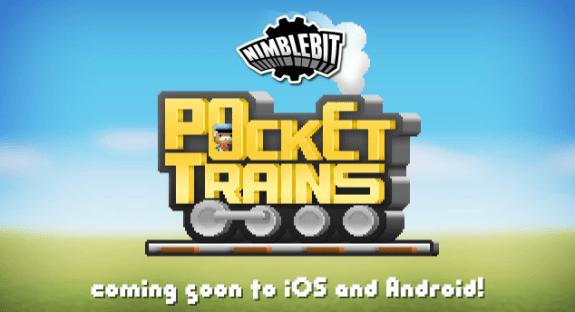 Pocket Trains (Android) NimbleBit