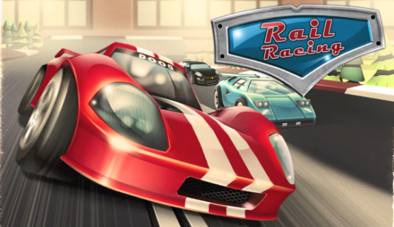Rail Racing Polarbit Android