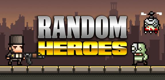 Random Heroes Logo