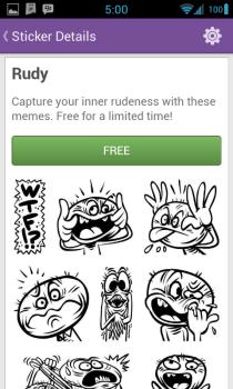 Viber Android Sticker Market 2 Rudy