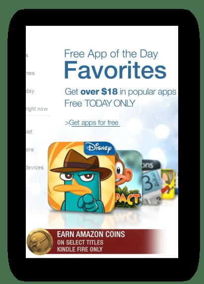 Amazon App of The Day Favorites