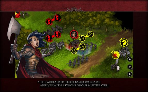 Ravenmark-Mercs-Android Game screenshot