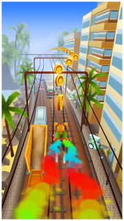 Subway Surfers Mumbai screenshot 2