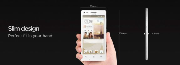 Huawei Ascend G6 Slim