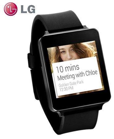LG G Watch Pre-order