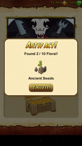 Temple Run 2 Christmas 2014 - Artifacts System Improved 2