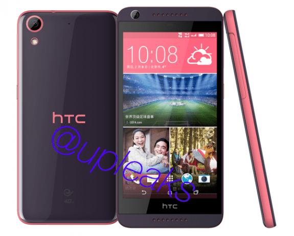 HTC Desire 626 a
