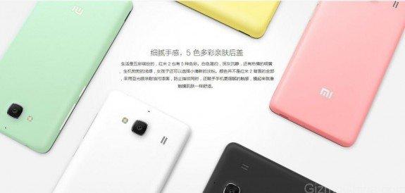 Xiaomi Redmi 2S c