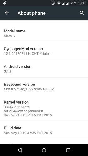 MotoG-XT1033-CyanogenMod-121-About-Phone