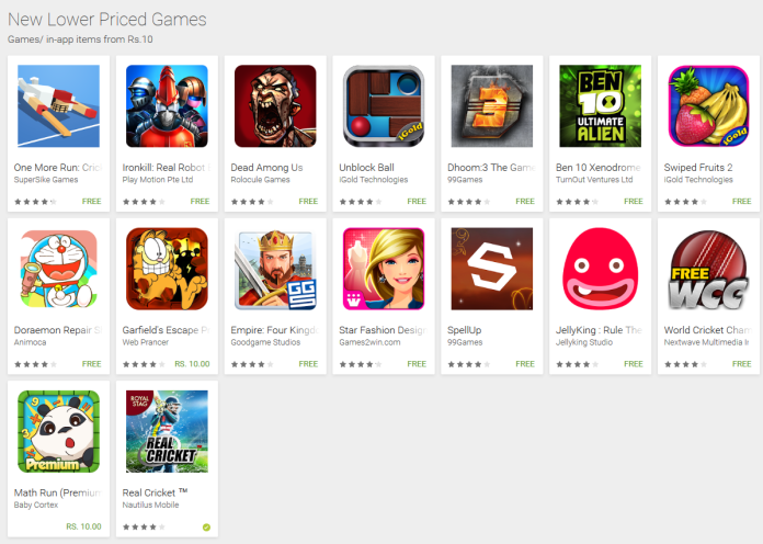Google-play-new-lower-priced-games