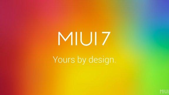 MIUI7-Xiaomi
