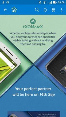 Moto X Play XT1562 India Launch