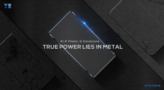 Yu Yutopia Metal Body