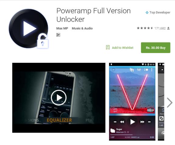 Poweramp full version unlocker sale