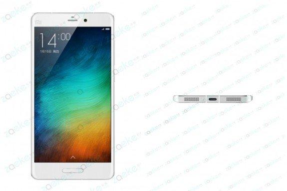 Xiaomi Mi 5 Renders Leaked: Features A Fingerprint Scanner