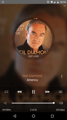 Stellio Music Player Goes Completely Free With Ads, Previous