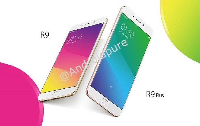 Oppo R9-R9 Plus