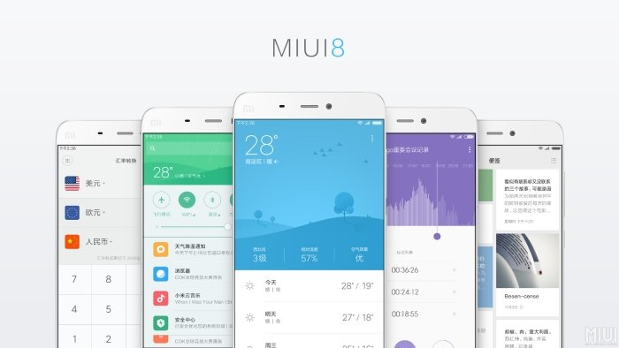 MIUI 8 official