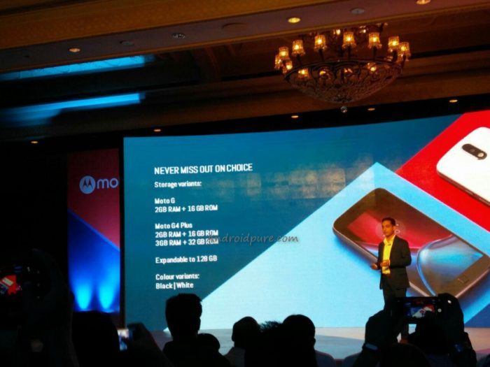 Moto G4 Plus variants e1463480717170 - Moto G4 and G4 Plus with Full HD Display, SD 617, 3000mAh battery launched in India