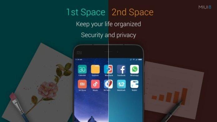 MIUI 8 India Space