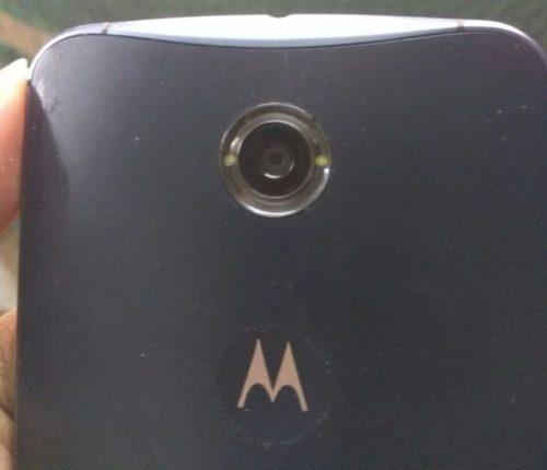 Nexus 6 Ring Flash