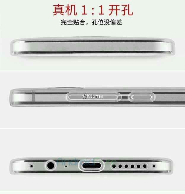 OnePlus 3 sides