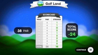 Super StickMan Golf Land